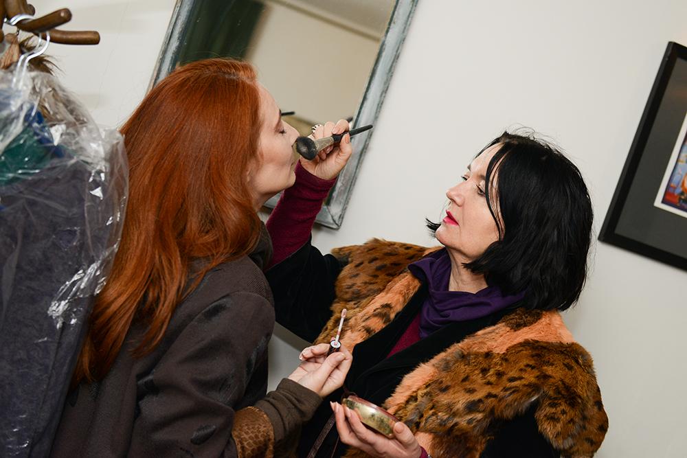 Ludmiła i Anna backstage (3)